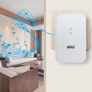 Aloici Wireless Doorbell White